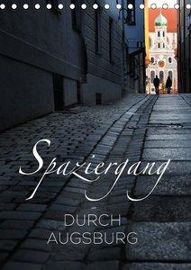 Spaziergang durch Augsburg