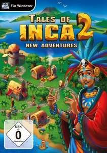 Tales of Inca 2, New Adventures, 1 CD-ROM