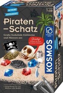 Piraten-Schatz (Experimentierkasten)