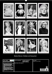 Marilyn Monroe. Weltstar und Sexsymbol (Wandkalender 2019 DIN A2