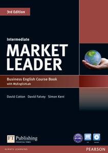 Market Leader. Intermediate Coursebook (with DVD-ROM incl. Class