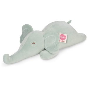 Teddy Hermann 93892 - Elefant Taffy 75 cm, Plüschtier, grau