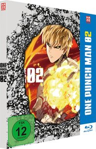One Punch Man - Blu-ray 2 (Episoden 5-8 und OVA 3+4)