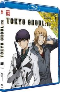Tokyo Ghoul:re. Staffel.3.2, 1 Blu-ray