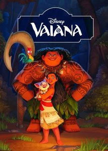 Disney Classic Das große Buch zum Film - Vaiana