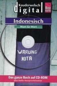 Indonesisch Wort für Wort. Kauderwelsch digital. CD-ROM für Wind