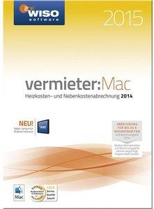 WISO vermieter: Mac 2015 (Heizkosten- und Nebenkostenabrechnung