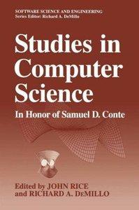 Studies in Computer Science