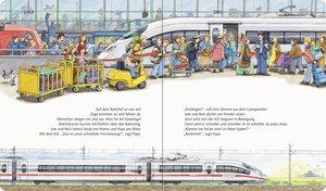 Meine Welt der Fahrzeuge: Unterwegs mit dem Zug