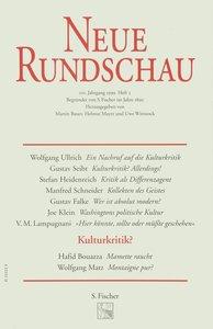 Neue Rundschau 99/2