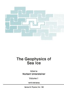 The Geophysics of Sea Ice