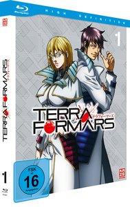 Terraformars - Blu-ray 1