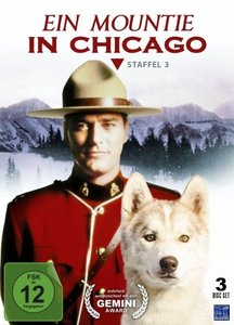 Ein Mountie in Chicago - Staffel 3
