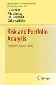 Risk and Portfolio Analysis