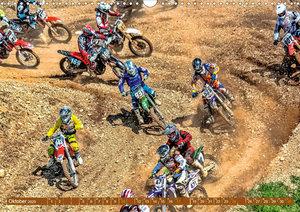 Motocross - mit vollem Risiko