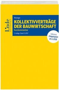 Kollektivverträge der Bauwirtschaft, Kommentar (f. Österreich)