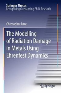 The Modelling of Radiation Damage in Metals using Ehrenfest Dyna
