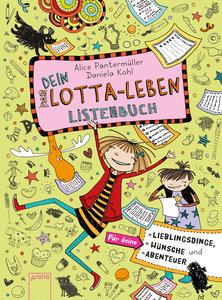 Dein Lotta-Leben. Listenbuch
