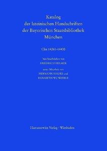Die Handschriften aus St. Emmeram in Regensburg, Band 3 (Clm1426