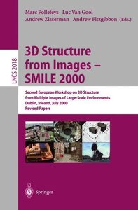 3D Structure from Images - SMILE 2000