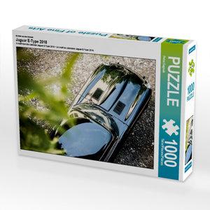 Ein Motiv aus dem Kalender Jaguar E-Type 2018 1000 Teile Puzzle
