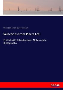 Selections from Pierre Loti