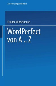 WordPerfect von A..Z
