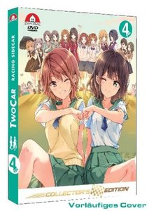 Two Car. Tl.4, 1 DVD (Limited Collector\'s Edition)