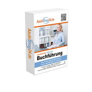 AzubiShop24.de Lernkarten ADD-ON IHK-Abschlussprüfung Buchführun