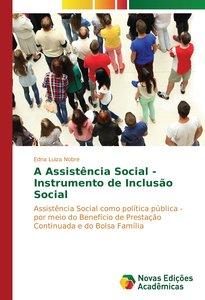A Assistência Social - Instrumento de Inclusão Social