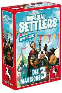 Imperials Settlers - 3 ist eine magische Zahl
