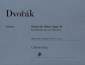 Slawische Tänze op. 46