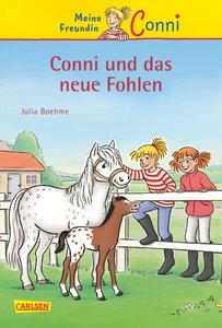 Meine Freundin Conni 22: Conni und das neue Fohlen
