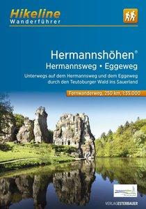 Fernwanderweg Hermannshöhen - Hermannsweg-Eggeweg
