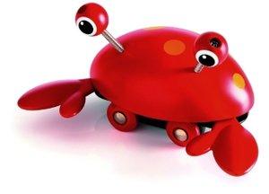Schiebe-Krabbe