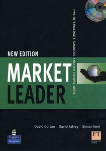 Market Leader Pre-intermediate Business English Coursebook and C