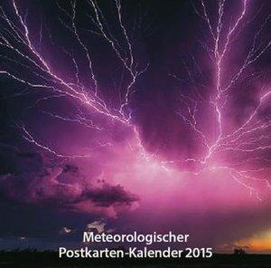 Meteorologischer Postkarten-Kalender 2015