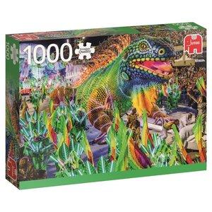 Karneval in Rio - 1000 Teile Puzzle