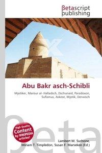Abu Bakr asch-Schibli