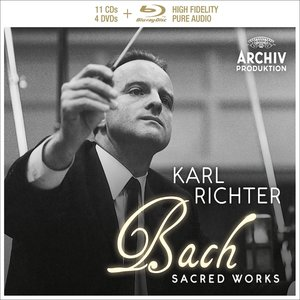 Bach-Sacred Works (Limited Edition)