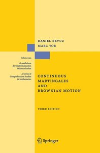 Continuous Martingales and Brownian Motion