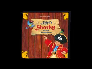 01-0106 Tonie-Käptn Sharky - Käptn Sharky und das Seeungeheuer