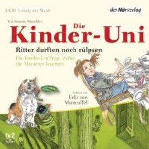 Die Kinder-Uni-Ritter Dürfen Noch Rülpsen