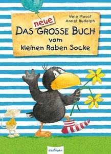 Das neue große Buch vom kleinen Raben Socke