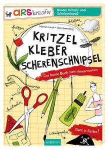 Kritzel, Kleber, Scherenschnipsel