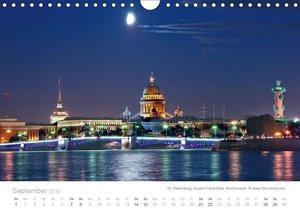 Hafenstädte der Ostsee (Wandkalender 2019 DIN A4 quer)