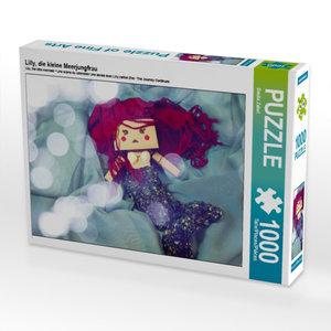 Lilly, die kleine Meerjungfrau 1000 Teile Puzzle quer