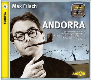 Andorra, 2 CDs, komplett gespielt im Original, mit zusätzlichen