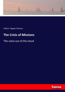The Crisis of Missions