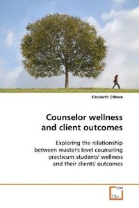 Counselor wellness and client outcomes